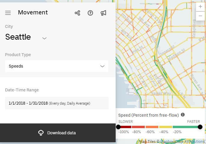 Uber发布线上工具:方便疏导城市交通拥堵