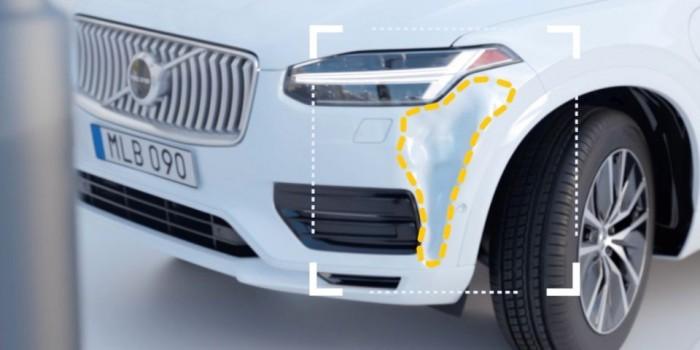沃尔沃推新系统:事故后加速理赔和寻找就近维修点