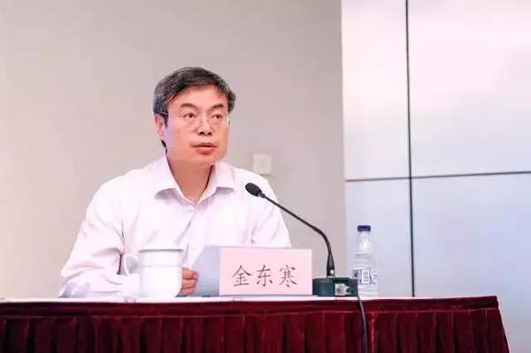 """为中国舰船打造""""中国心""""的中央候补委员金东"""