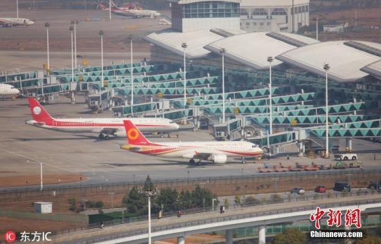 4月全国机场共完成旅客吞吐量4.4亿人次