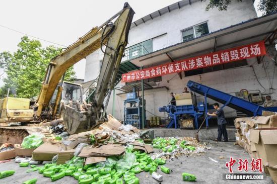 中国将加大对制假源头、重复侵权、恶意侵权查处力度