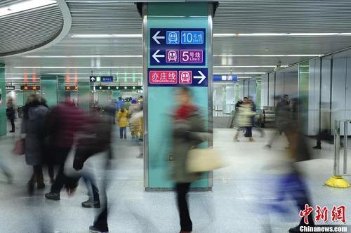 北京地铁禁止车厢内进食等不文明乘车行为
