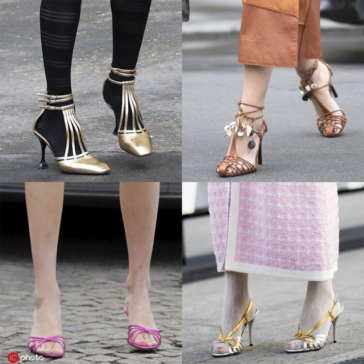 镂空鞋的美 你有必要了解一下
