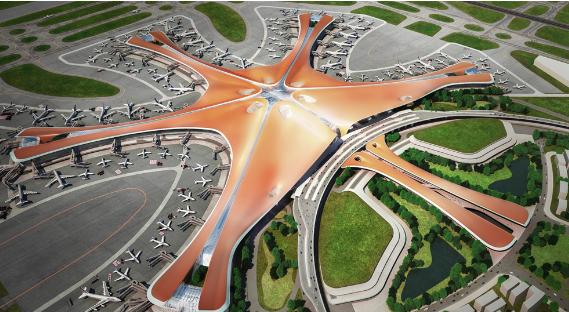 4月份全国机场共完成旅客吞吐量1.1亿人次