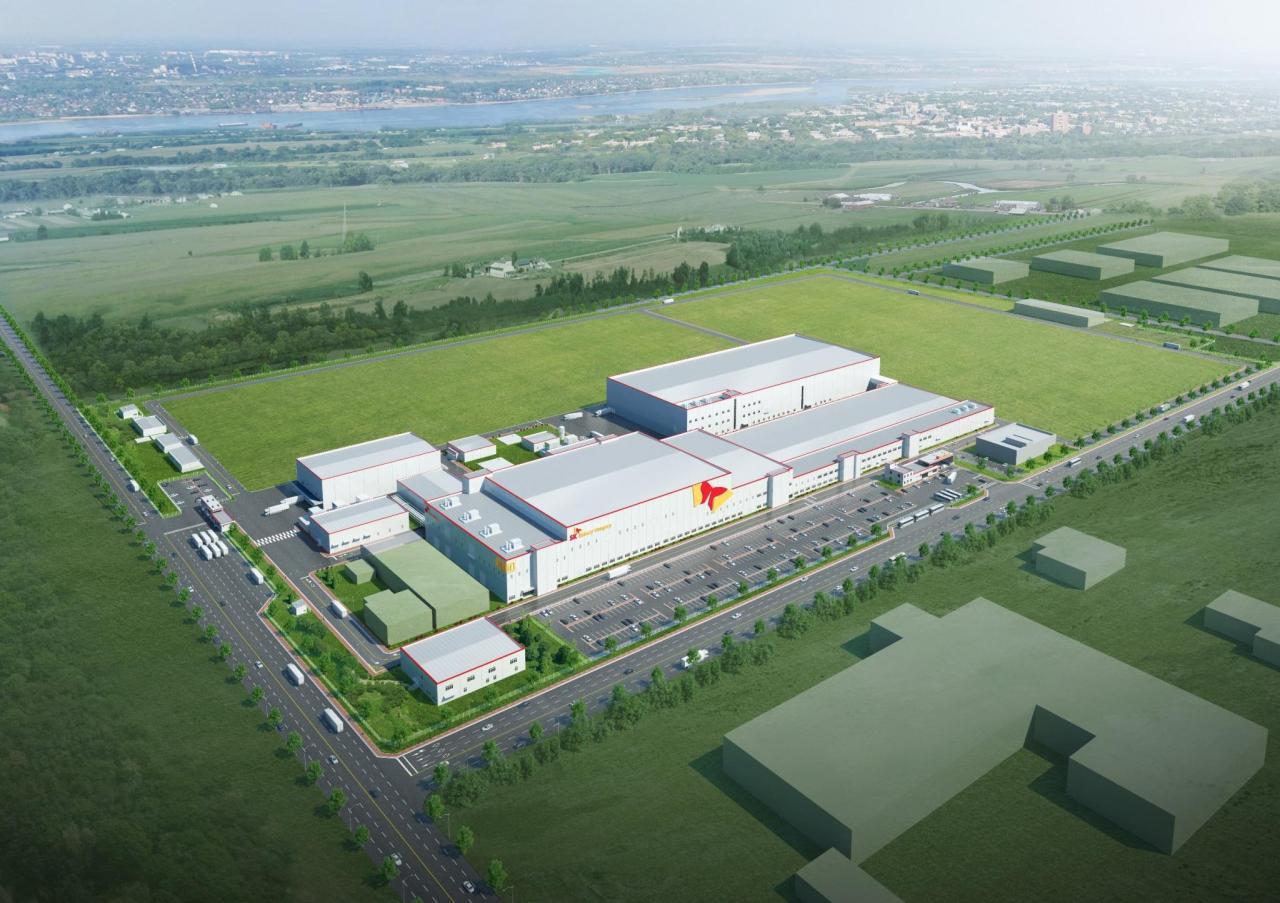 韩SK Innovation 投资4.9亿美元 在华建第二座电池厂