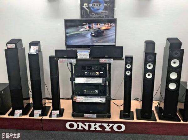 日本安桥拟将主力的家用影音业务出售给美国企业