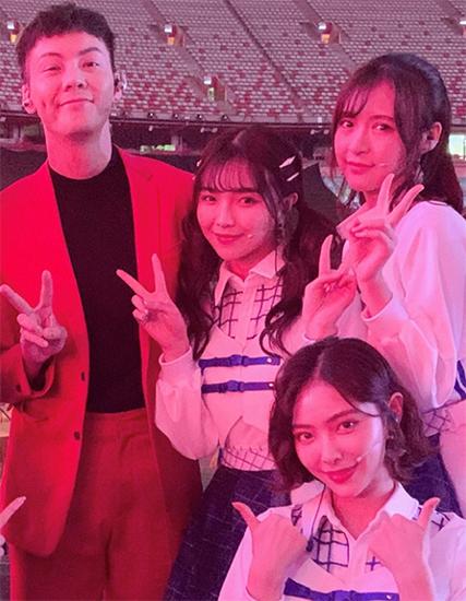 "SNH48受邀登""亚洲文化嘉年华"" 舞动澎湃青春"