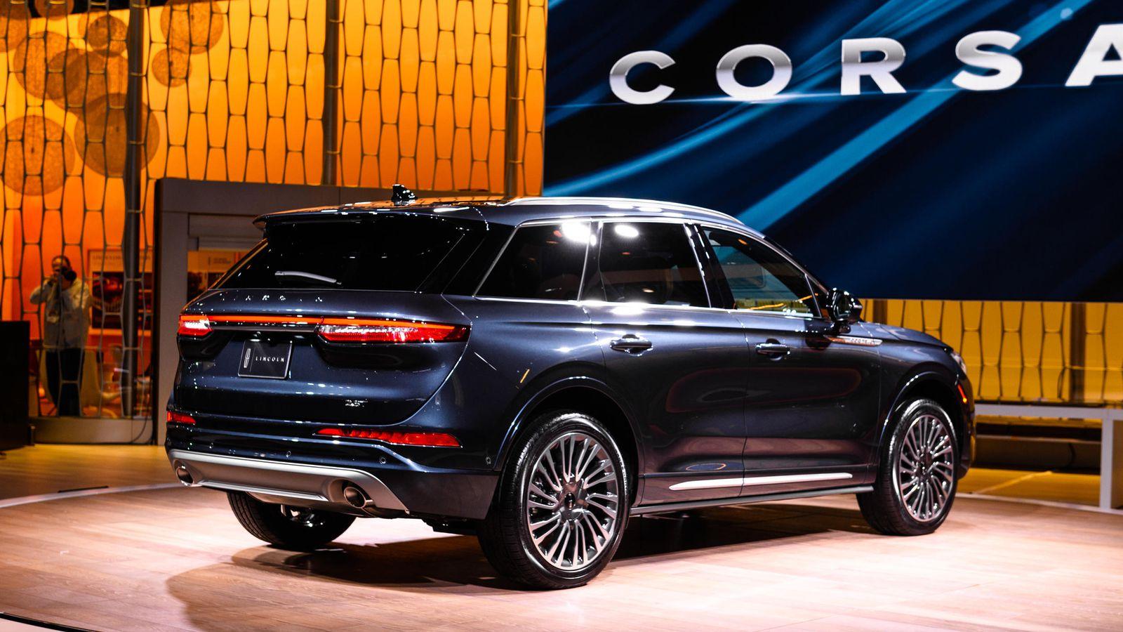 福特将提高林肯国产化率 Corsair年底在华投产
