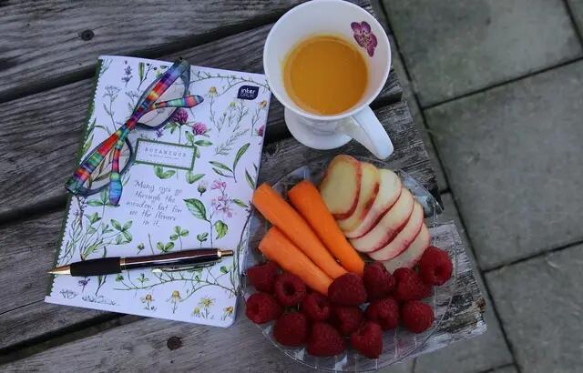 研究发现坚持写饮食日记有助于减轻体重