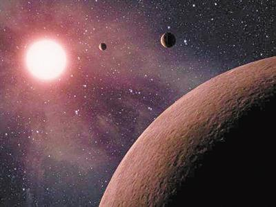 """地球罕见金属""""现身""""系外行星大气"""