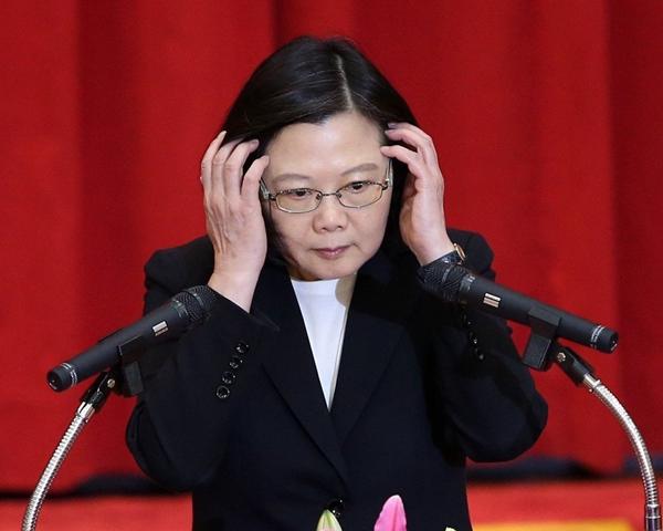 孙大千:蔡英文为赢选举欲成拼命挑衅的好战分子