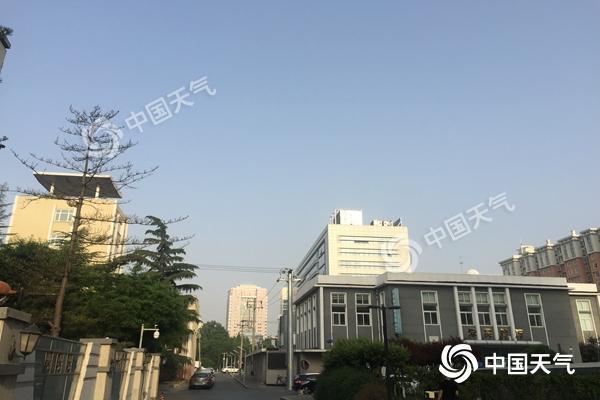 热!今天32℃明天33℃ 北京最高温或将连创今年来新高