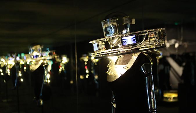 """探秘北京""""亚洲数字艺术展""""体验数字艺术之美"""