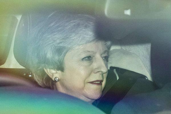英媒:特雷莎-梅将在6月脱欧投票后公布辞职时间表