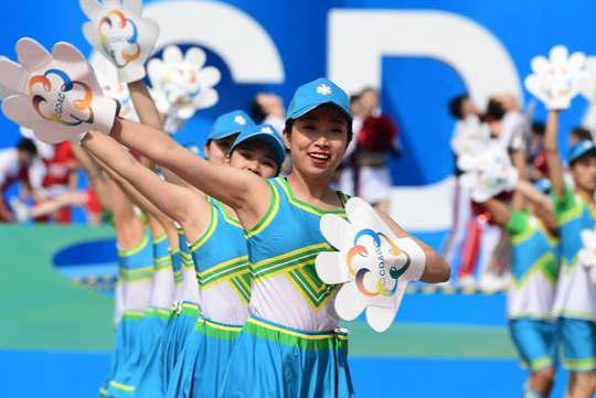 亚洲文明巡游活动在京举行