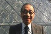 华裔建筑大师贝聿铭去世 曾设计卢浮宫玻璃金字塔