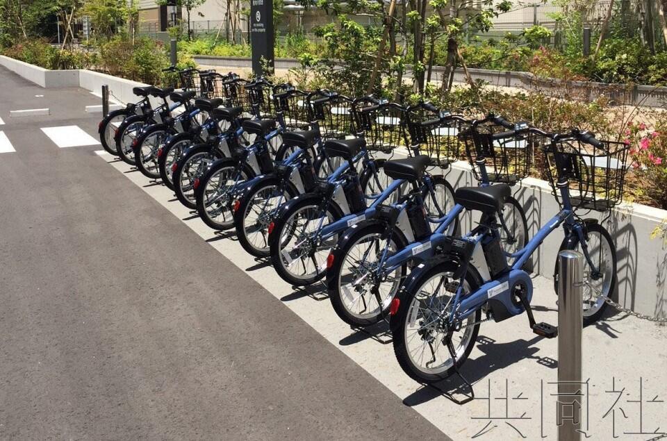 松下将开展电动自行车共享服务 以提高市场份额