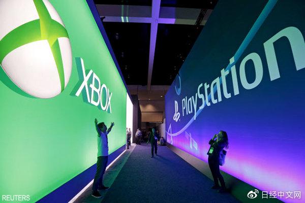 索尼和微软将在云游戏领域合作