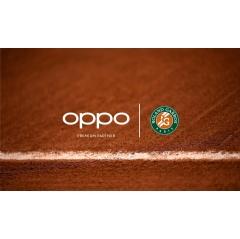 OPPO再度跨界 成为法网首家中国合作伙伴