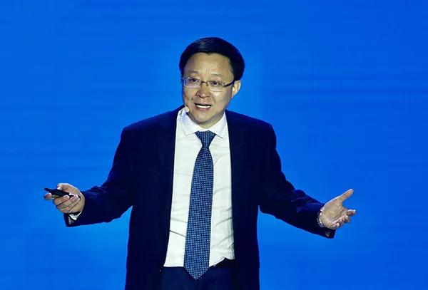 科大讯飞刘庆峰:用人工智能建设美好世界