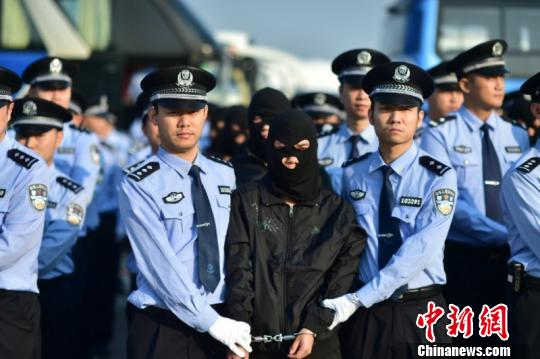 重庆开展打击整治通信网络违法犯罪专项行动 破案2.43万起