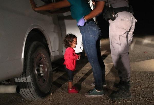 边境第4起!被美方逮捕期间 2岁儿童因患肺炎死亡