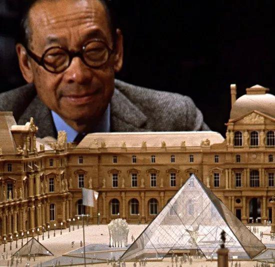 华裔建筑大师贝聿铭去世:异乡人把建筑种在四大洲