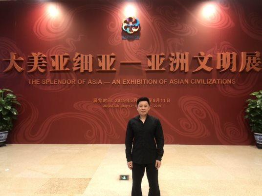 家具艺术家陈玉树:互鉴交流,分享亚洲多样性文明系列展