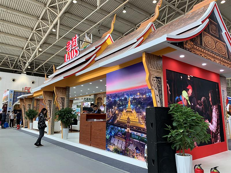 """""""亚洲文化旅游展""""在京开幕 18日为公众开放日"""