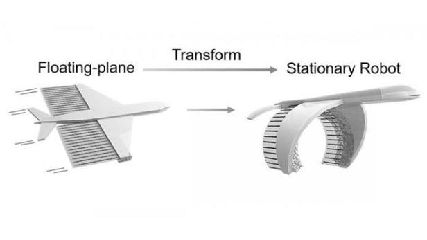 """微型""""飞鲸""""机器人可用于人体内靶向药物输送"""