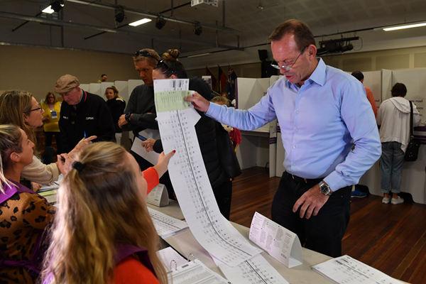 澳大利亚议会选举拉开帷幕 投票人数达1600万人