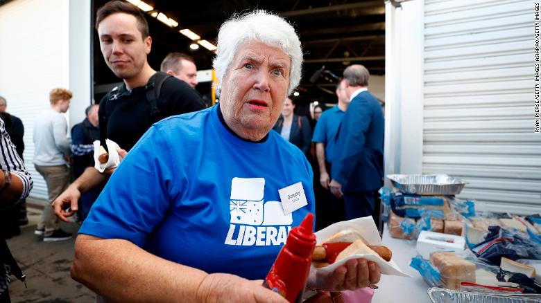 这很澳大利亚!大选今拉开帷幕,网友:希望有香肠在投票站等我!
