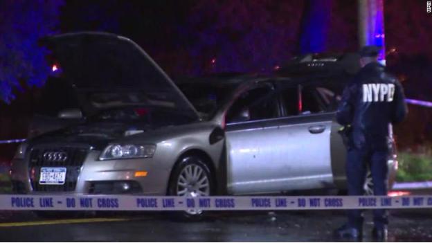 美国3岁女童汽车火灾中遇难 其父亲被控谋杀