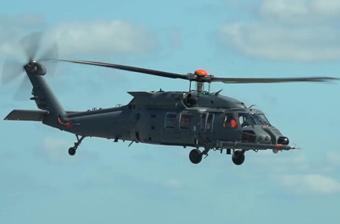 美國最新版黑鷹直升機首飛 燃油量比基本型翻倍