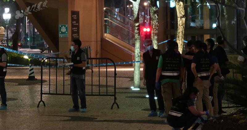 四名内地人在澳门遭袭一死三伤,警方将案件暂列凶杀案