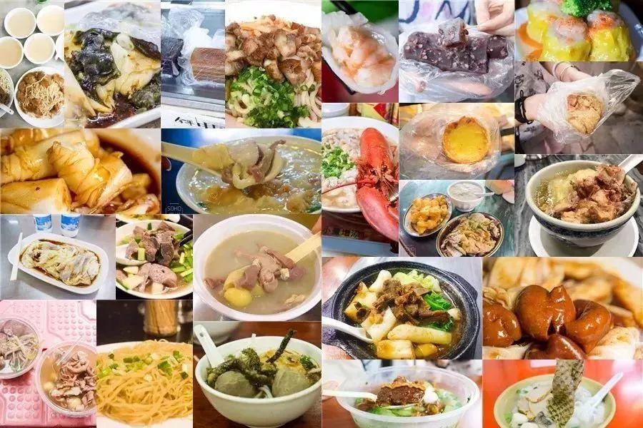 信息量巨大!这可能是广州最全的美食指南!