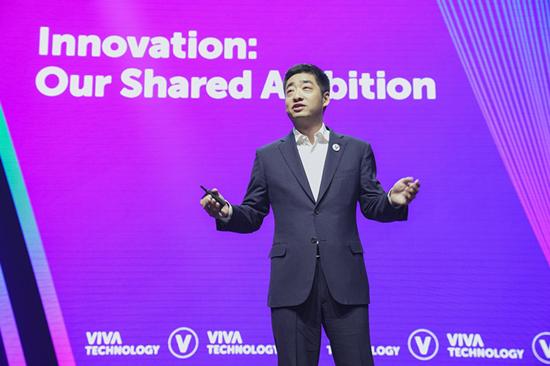 华为胡厚崑:共享创新时代 加速法国数字化创新进程
