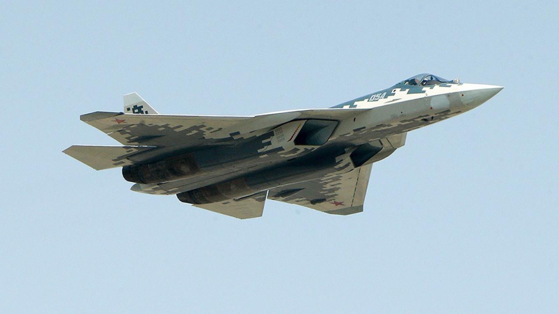 與蘇57打視距空戰F35吃虧 格斗空空導彈成雞肋