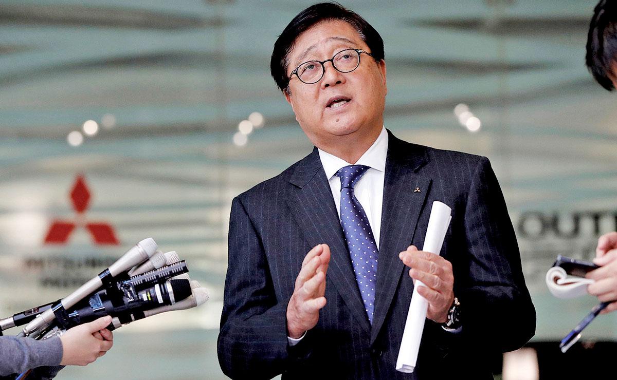 益子修将卸任三菱汽车CEO 由印尼业务总裁接任