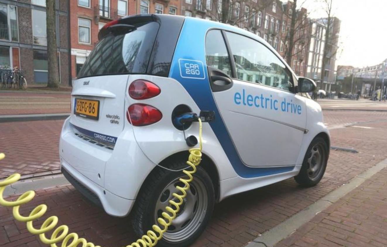 中国将在未来几十年主导电动汽车市场
