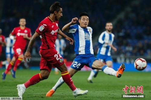 武磊进球将球队送入欧联 留洋第二季或是其成名良机