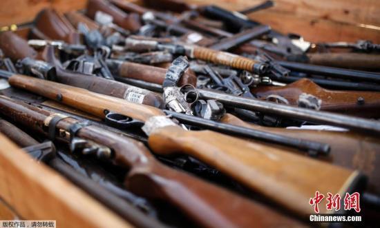 瑞士欲收緊槍械管制 全國公投逾6成投票者表贊成