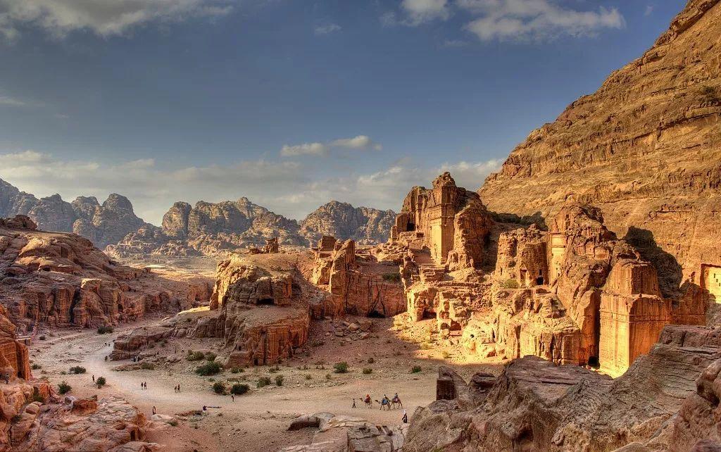 情迷千年约旦 邂逅沙漠之外的万种风情