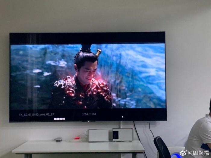《真三国无双》电影照曝光 古天乐版吕布亮相