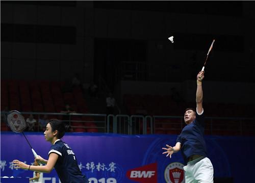 苏迪曼杯中国香港队不敌韩国队 两连败提前出局