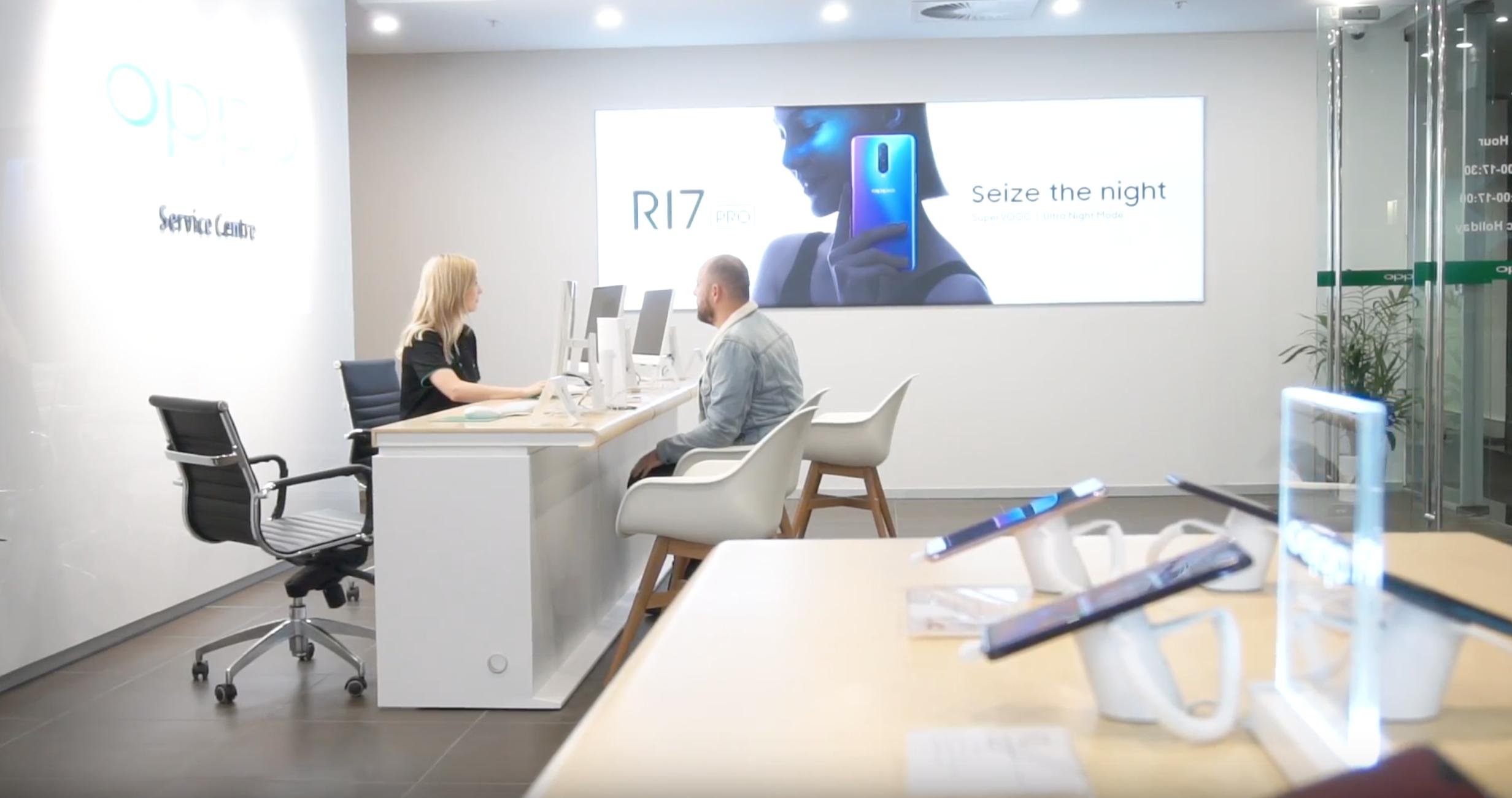 传OPPO在澳大利亚墨尔本开设全新客户服务中心
