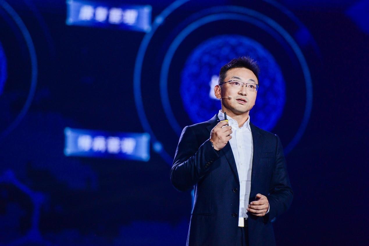 腾讯副总裁丁珂:腾讯医疗的三个方向和三件事
