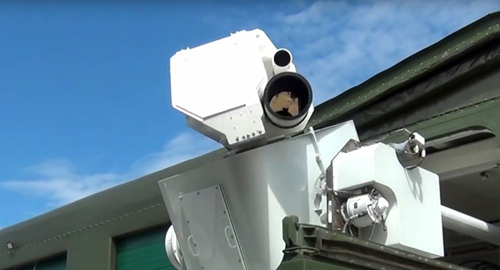 俄媒:俄軍激光武器能反導反衛星 還要造空基版