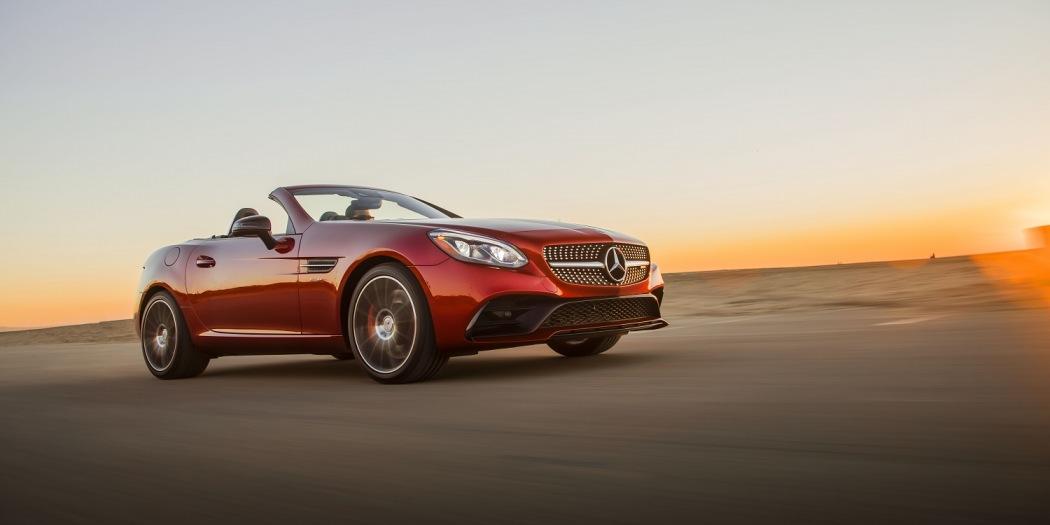 奔驰美国计划精简车型阵容 淘汰滞销车型