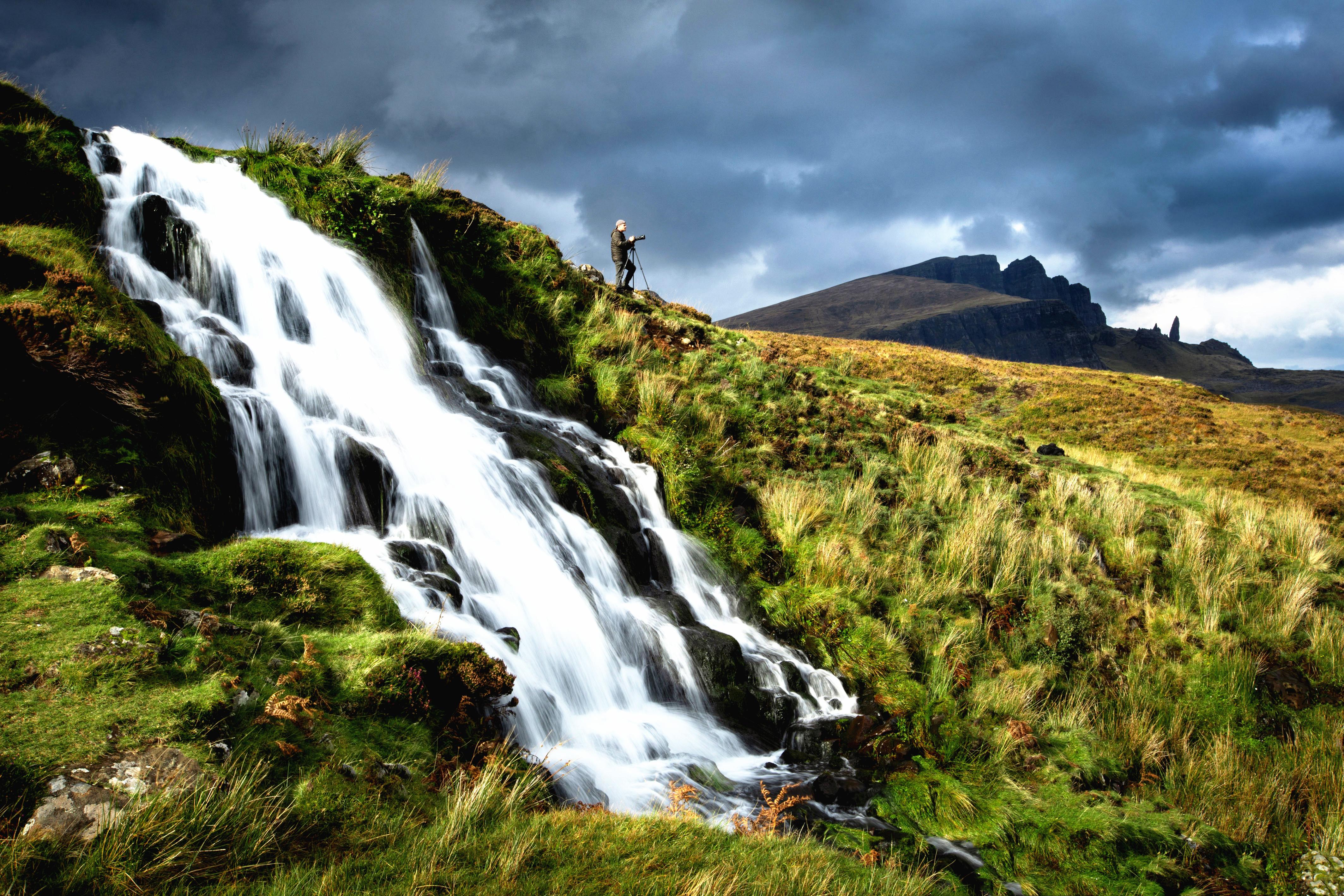 苏格兰高地 | 山川叠嶂的魔幻系风景